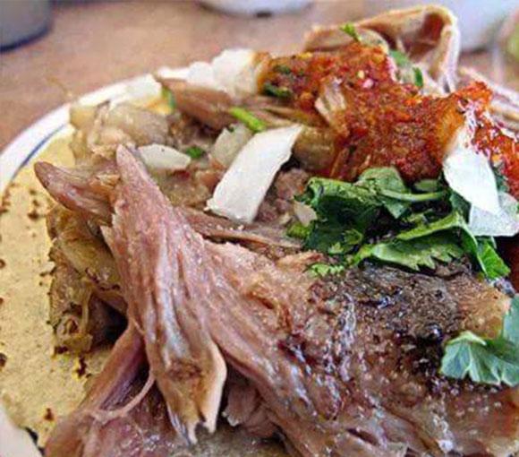 Barbacoa de Puerco Yucateca