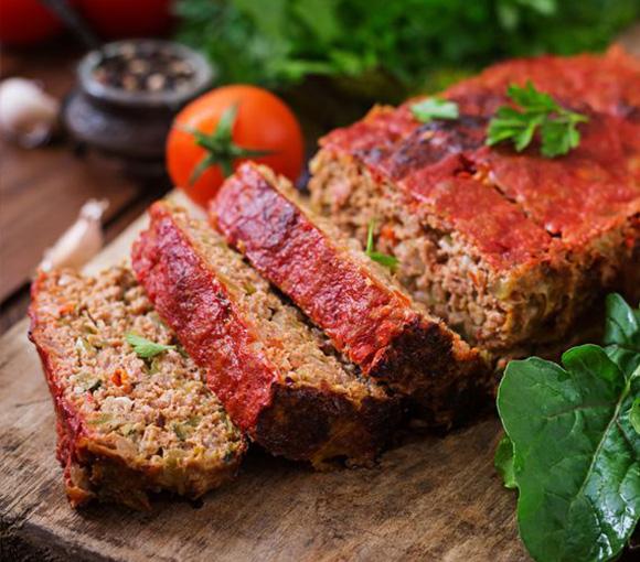 Pastel de Carne (Meatloaf)